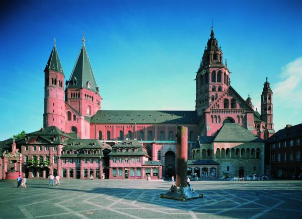 preview Mainz Cathedral