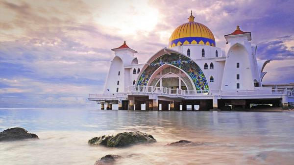 preview Malacca Straits Mosque