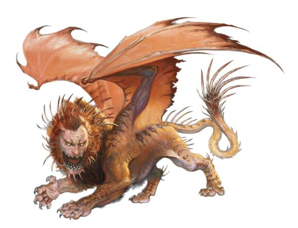 preview Manticore