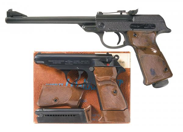 preview Manurhin PP Pistol