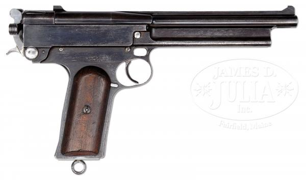 preview Mars Automatic Pistol