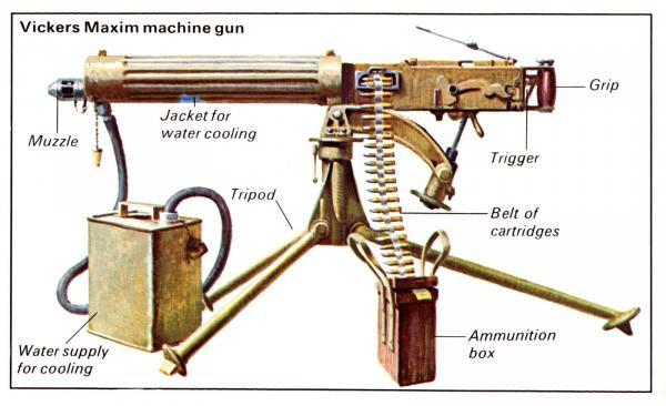 preview Maxim Gun