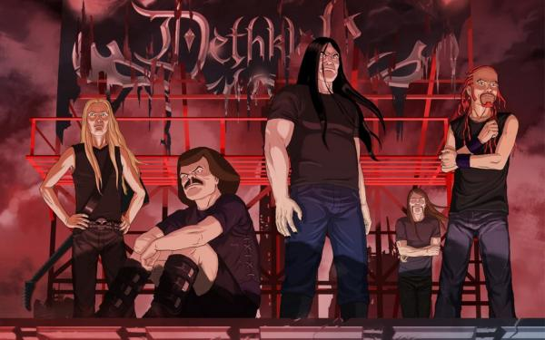 preview Metalocalypse