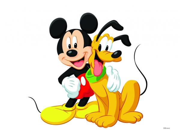 preview Mickey And Pluto