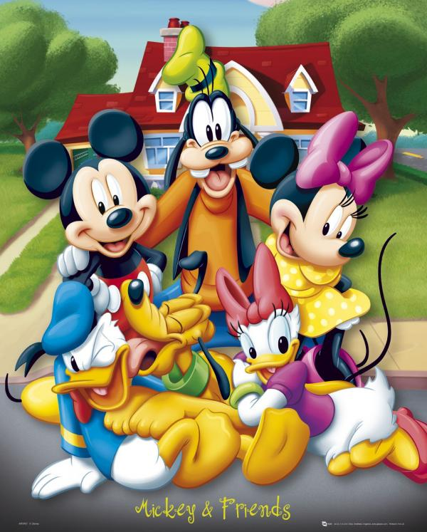 preview Mickey Mouse And Friends