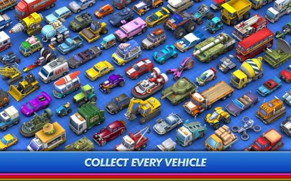 preview Micro Machines