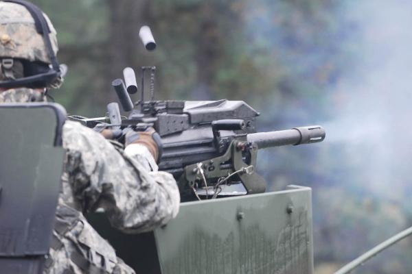 preview Mk 19 Grenade Launcher