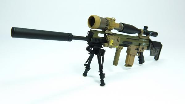 preview Mk 20 Ssr Assault Rifle