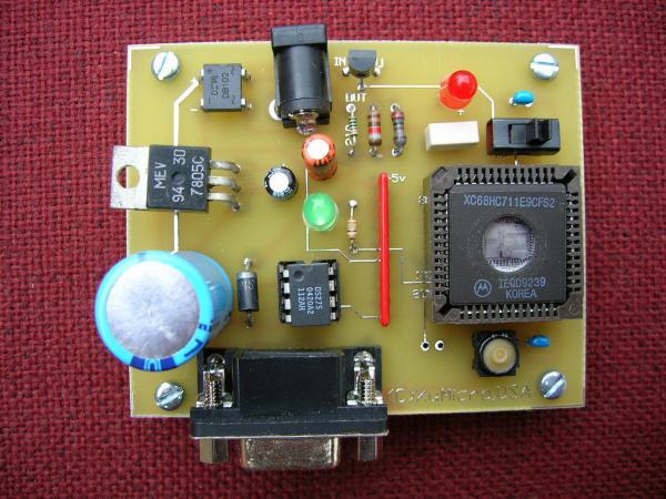 preview Motorola Microcontroller