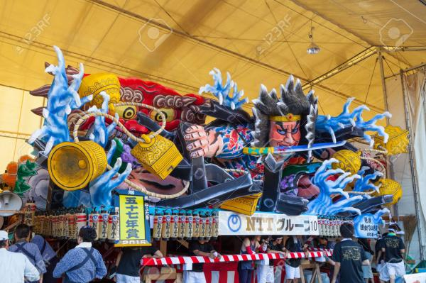 preview Nebuta Summer Festival