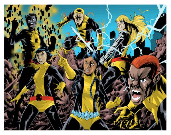 preview The New Mutants