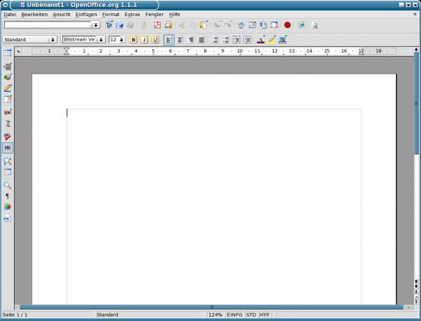 preview OpenOffice.org