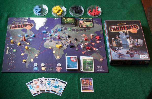 preview Pandemic