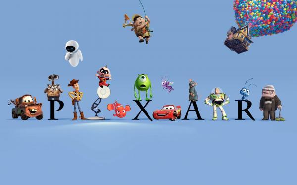 preview Pixar