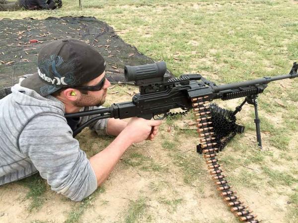 preview Pkm Machine Gun
