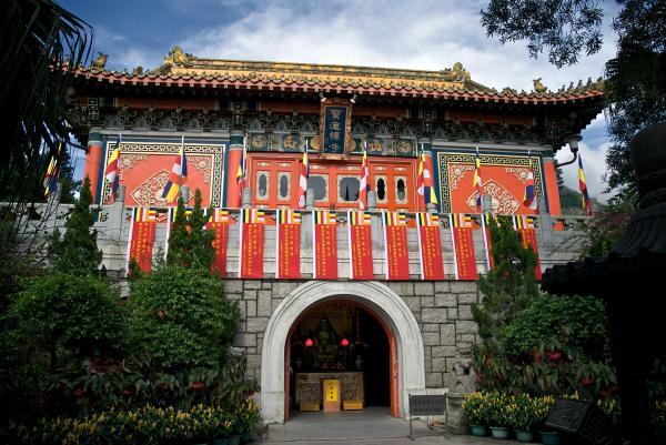 preview Po Lin Monastery