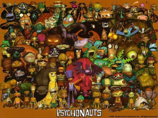 preview Psychonauts