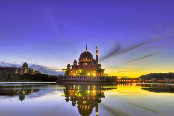 preview Putra Mosque