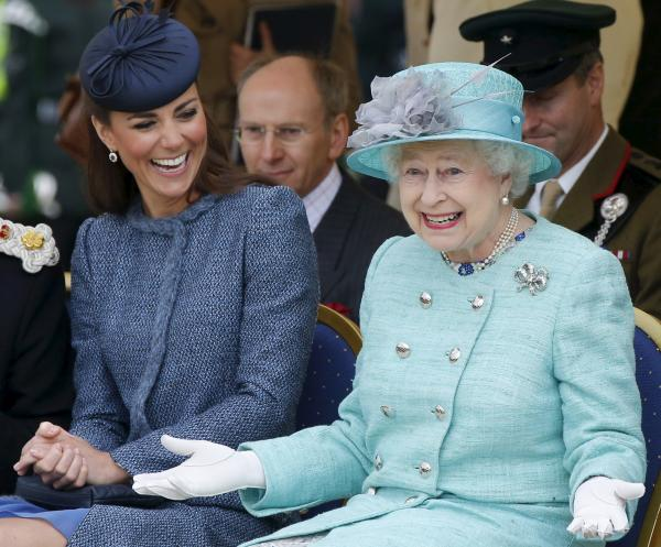 preview Queen Elizabeth II