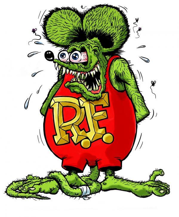 preview Rat Fink