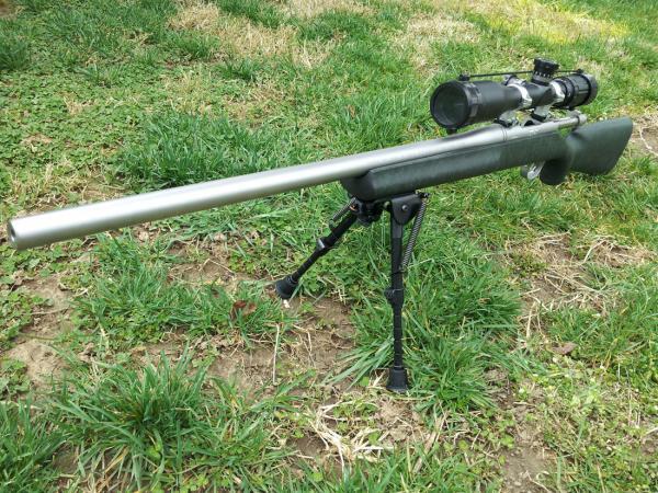 preview Remington Rifle