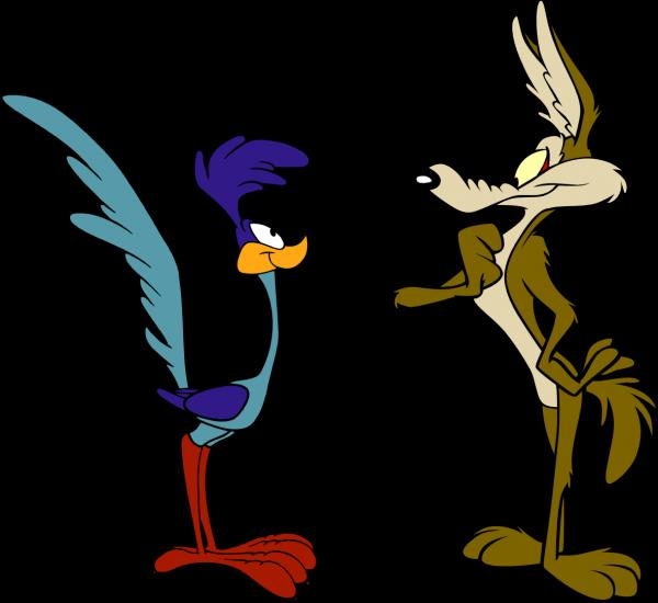 preview Wile E. Coyote And The Road Runner