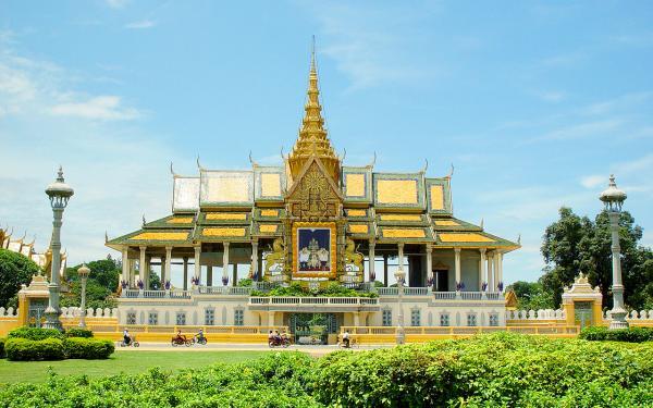 preview Royal Palace, Phnom Penh