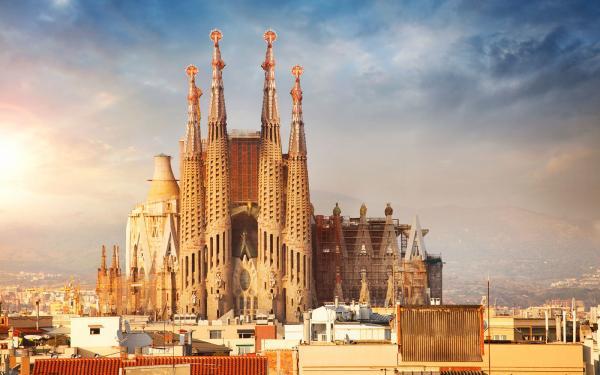 preview Sagrada Família