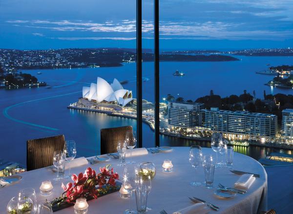 preview Shangri La Hotel Sydney