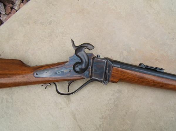 preview Sharps 1863 Rifle