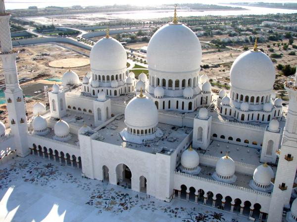 preview Sheikh Zayed Grand Mosque
