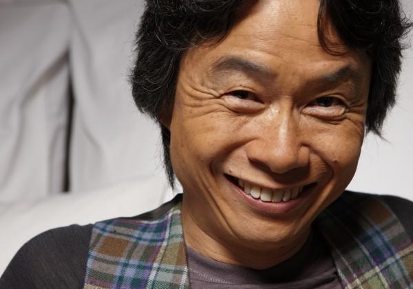 preview Shigeru Miyamoto