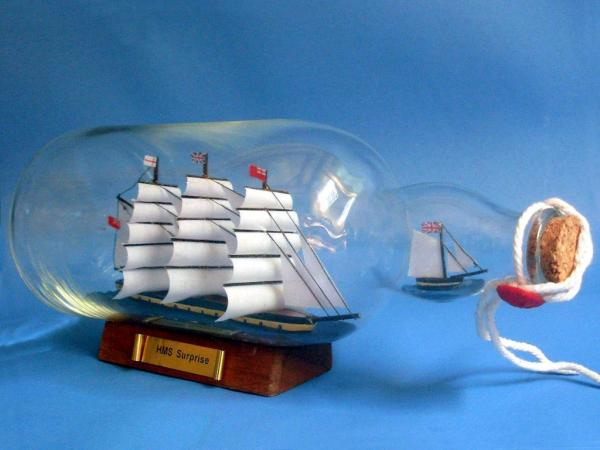 preview Ship In A Bottle