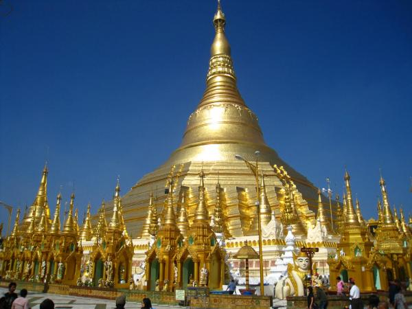 preview Shwedagon Pagoda