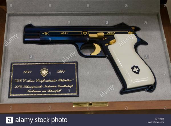 preview Sig Sauer P210 Pistol