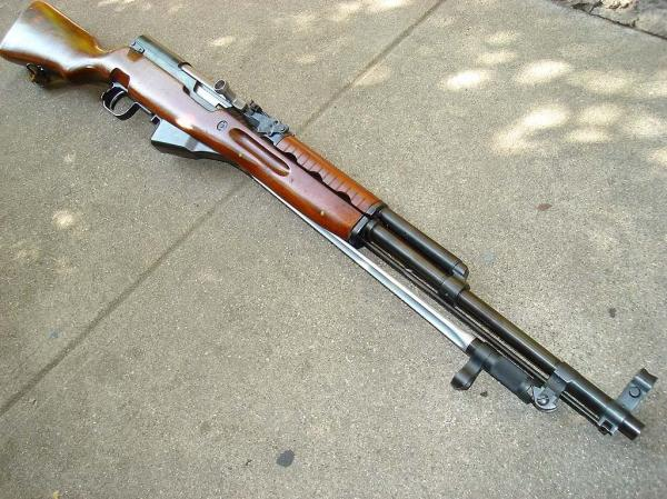 preview SKS Rifle