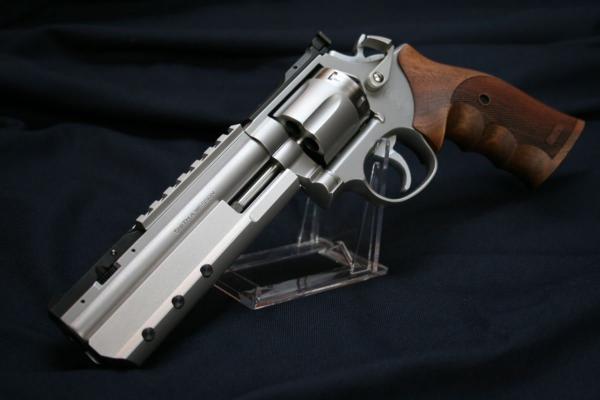 preview Smith & Wesson Revolver
