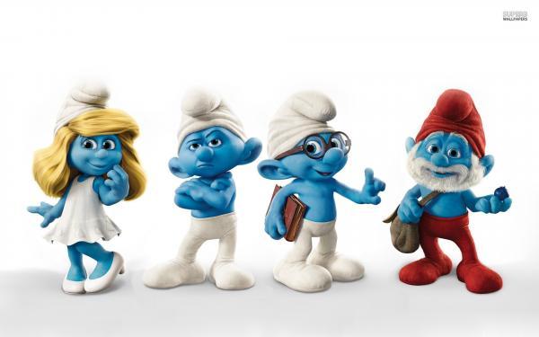 preview Smurfs