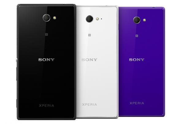 preview Sony Xperia