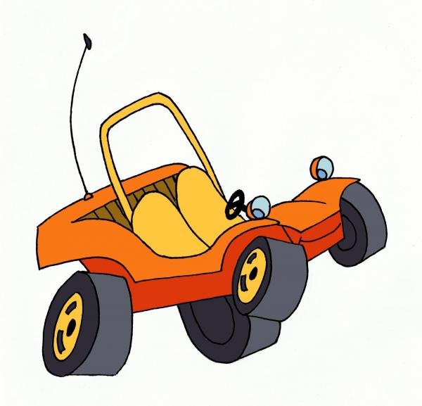 preview Speed Buggy
