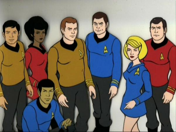 preview Star Trek: The Animated Series
