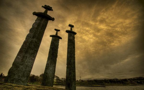preview Stavanger Swords Monument