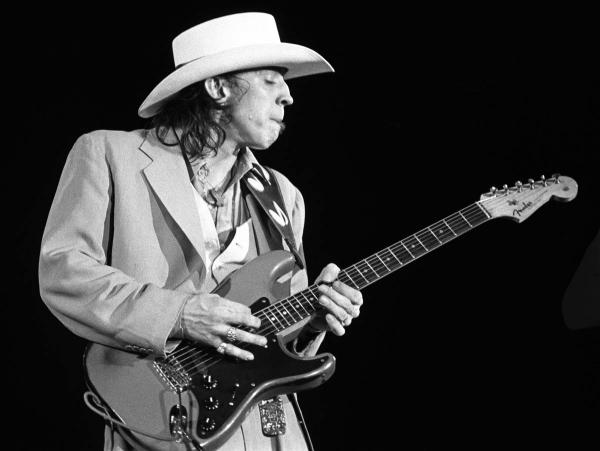 preview Stevie Ray Vaughan