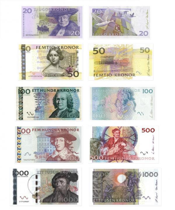preview Swedish Krona