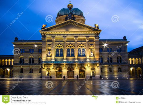 preview Swiss Parliament Building