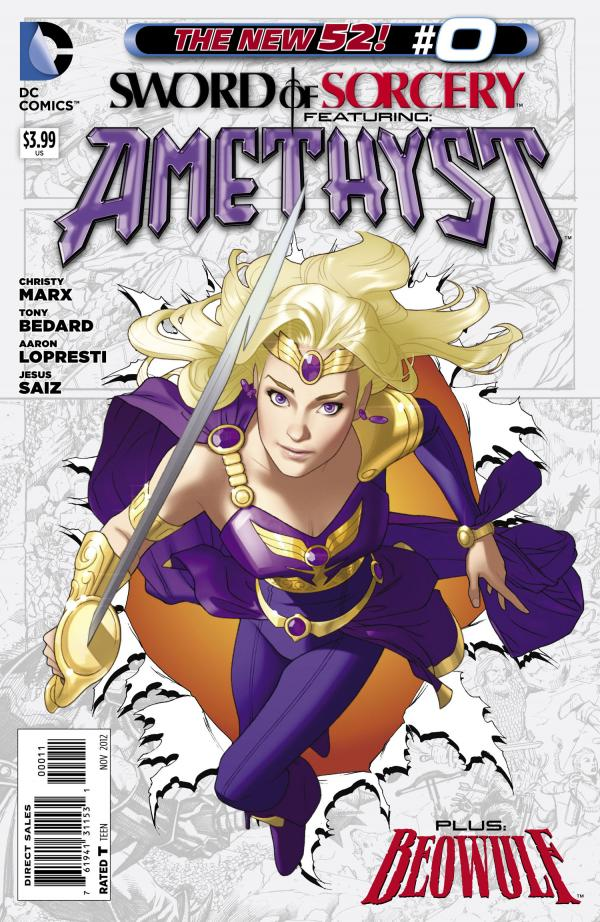 preview Sword Of Sorcery: Amethyst