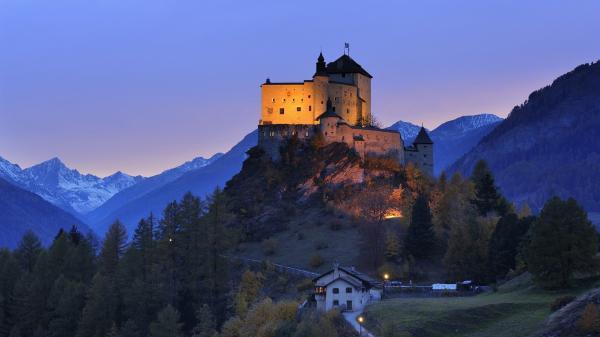 preview Tarasp Castle
