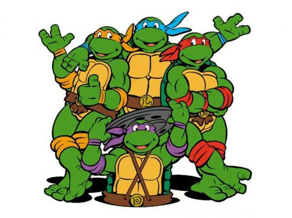 preview Teenage Mutant Ninja Turtles