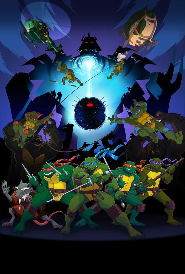 preview Teenage Mutant Ninja Turtles Forever