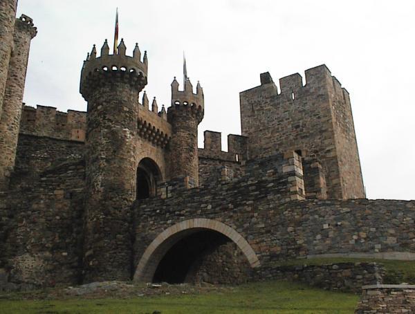 preview Templar Castle Of Ponferrada